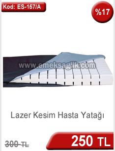 Lazer kesim sıvı geçirmez yatak